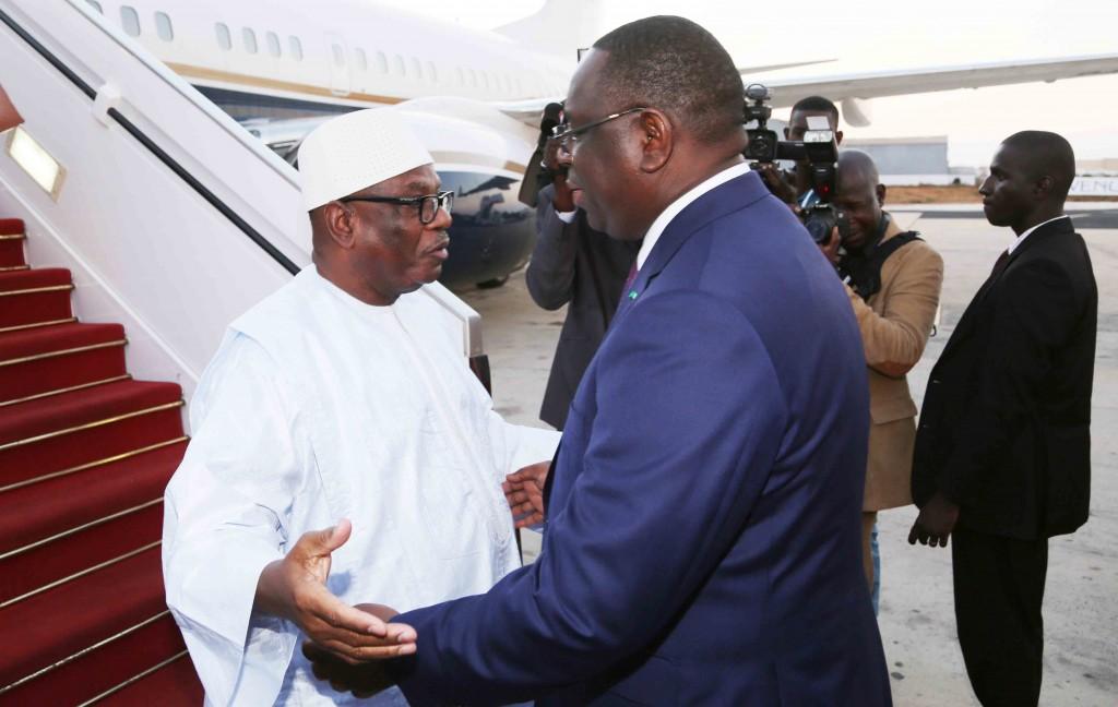 Attaque terroriste au Mali : Le Président Macky Sall présente ses condoléances à son homologue Ibrahim Boubacar Keïta