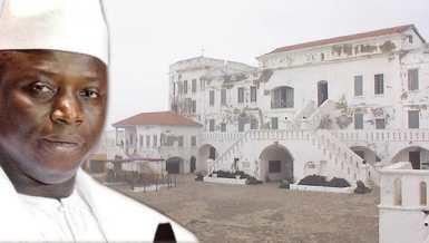 Vidéo exclsuive: Regardez les pratiques mystiques de Yaya Jammeh dans son palais