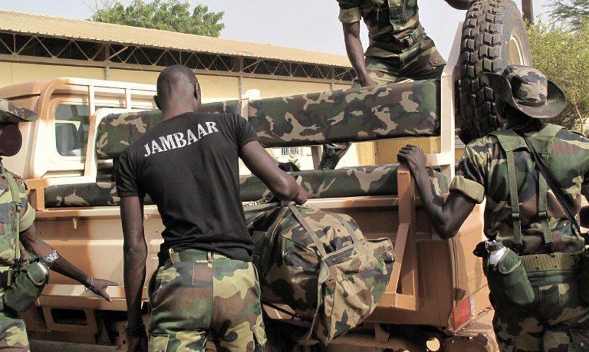 Armée nationale: Trois officiers radiés