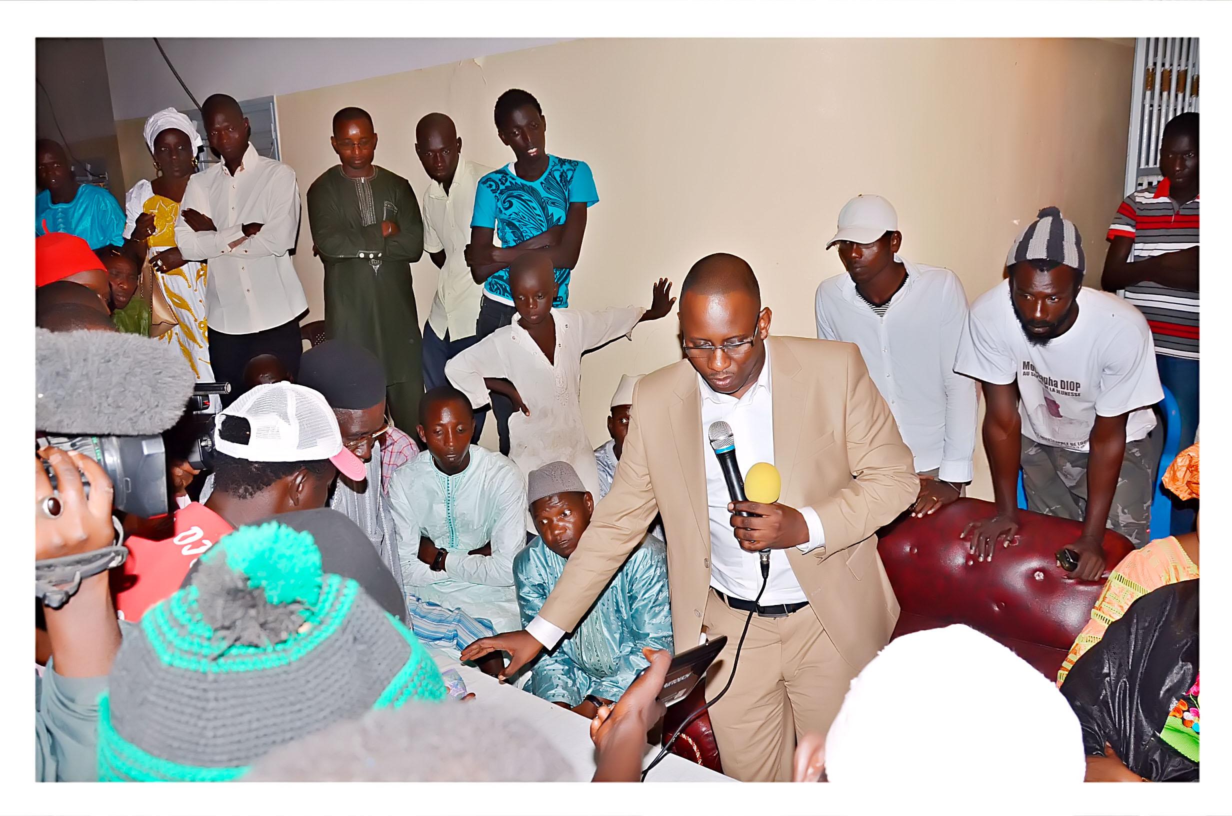 Transhumance politique à Louga: Des responsables socialistes migrent vers l'Apr