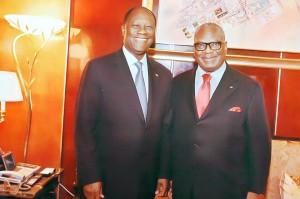 Attentat contre l'hôtel Radisson blu : La Côte d'Ivoire solidaire du gouvernement malien