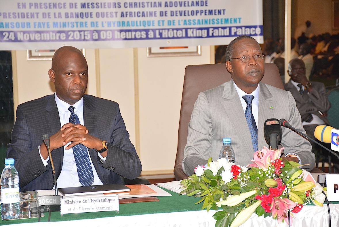 Assainissement de 10 villes du Sénégal : La Boad injecte 60 milliards FCfa dans le programme
