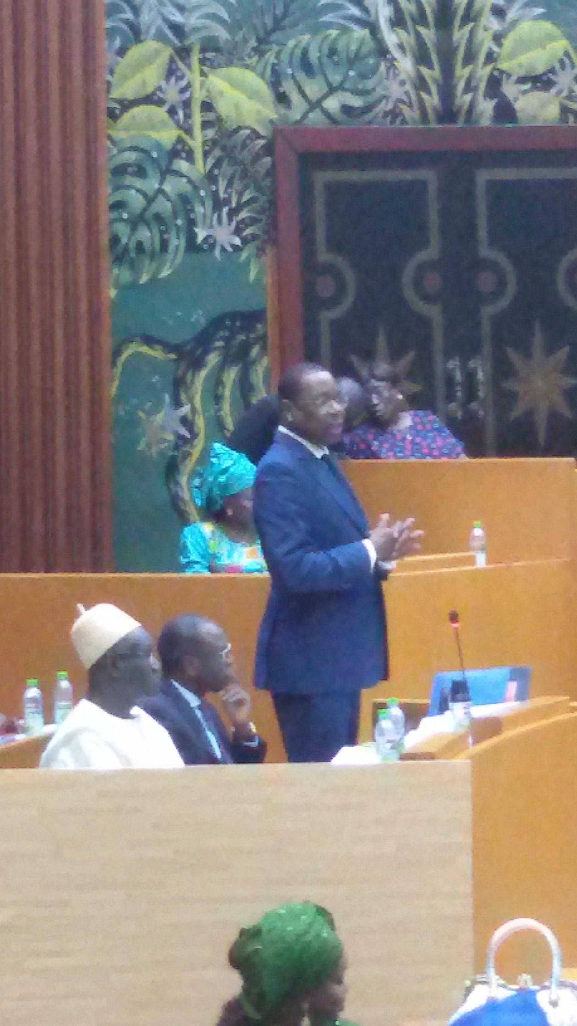 """Mankeur Ndiaye, ministre des Affaires étrangères : """"609 Sénégalais sont détenus dans les prisons étrangères"""""""