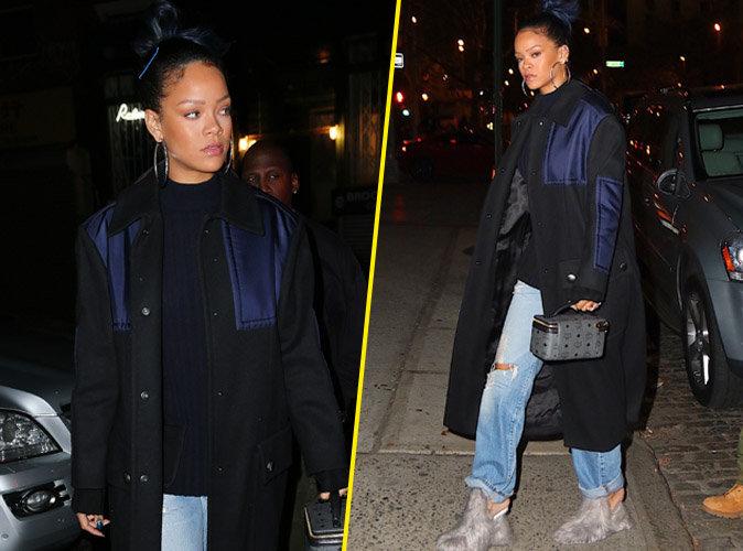 Photos : sexy et stylée, Rihanna s'offre un nouveau tatouage !