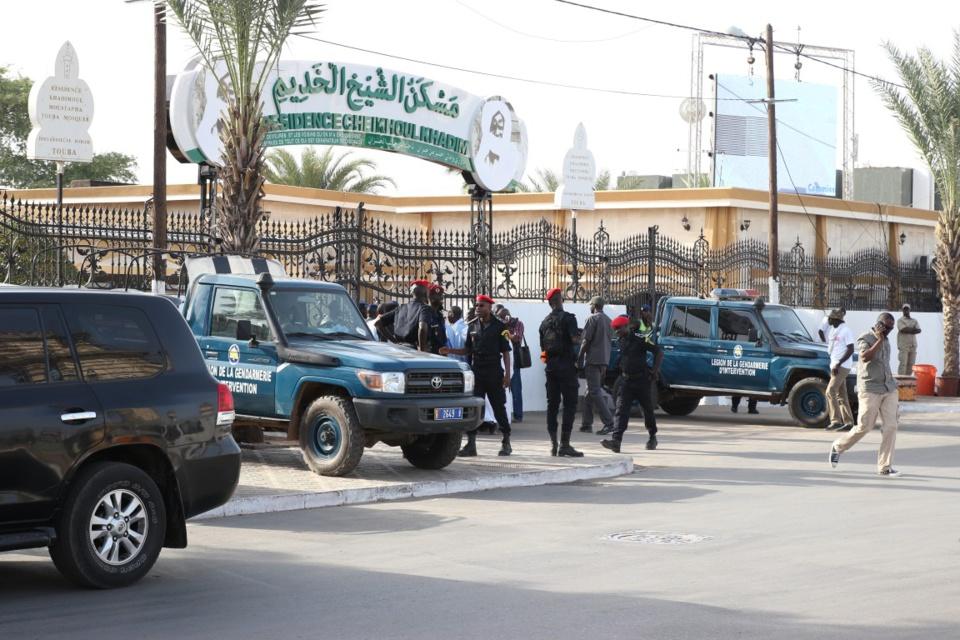 Visite du Président à Touba: Chaudes empoignades entre les forces de sécurité et des responsables politiques