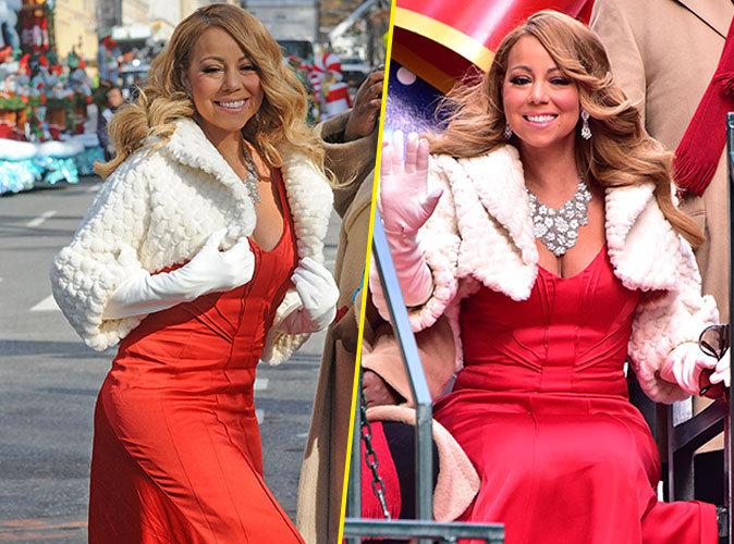 Photos : Mariah Carey : une diva sexy… mais sans voix !
