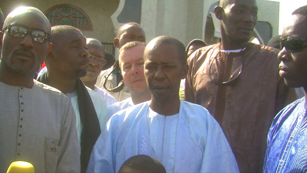 La démonstration de force de Cheikh Amar à Touba