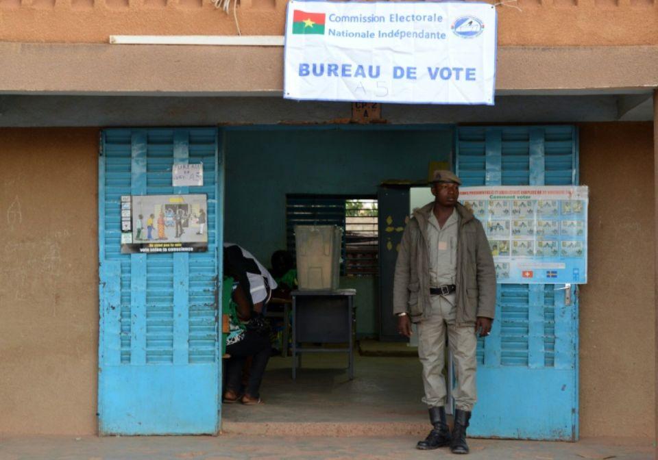 Burkina Faso : premier scrutin démocratique depuis plus de 30 ans