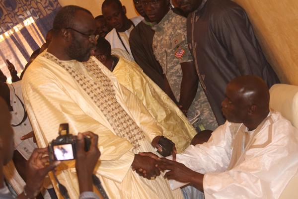 """Moustapha Cissé Lo  accuse : """"Idrissa Seck était à la tête de ceux qui ont assassiné Khadim Bousso"""""""