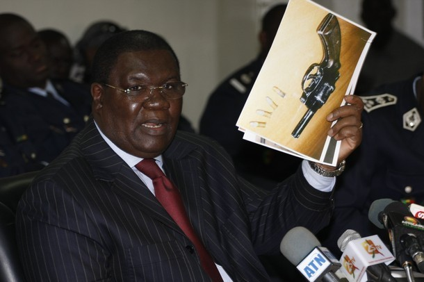 """Ousmane Ngom ancien ministre sort du bois: """"Dama dougoon khaalweu""""mais j'en suis sorti (...) Je ne suis pas aux affaires, mais je souscris entièrement aux mesures prises contre le terrorisme (...)"""