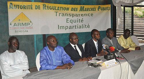 Audit de l'Armp : Mansour Gaye, l'auteur des 20 rapports les plus incendiaires, tombe