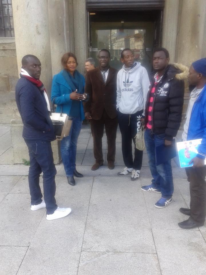Régularisation au Portugal : L'association des immigrés sénégalais (AISP ) oeuvre avec la mairie de Braga