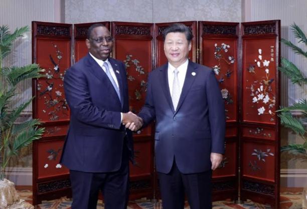 « L'Afrique et la Chine avancent ensemble : Coopération gagnant-gagnant pour le développement commun » : Selon le président Macky Sall