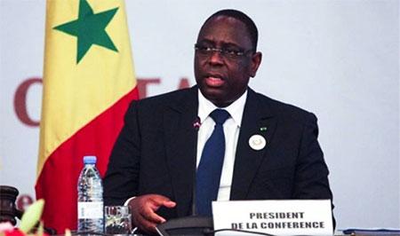 """Macky Sall : """"Africains et Chinois doivent travailler pour la paix et un ordre mondial plus juste"""""""