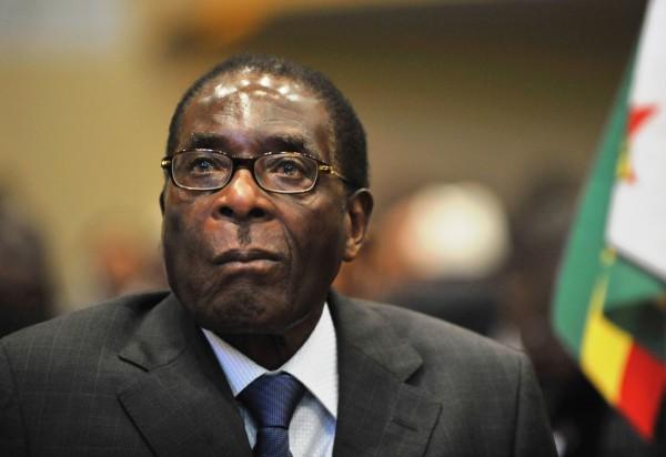 Le président Robert Mugabe s'attaque encore aux pays de l'occident