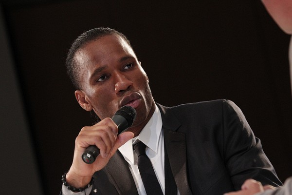 L'Afrique doit gagner la bataille du numérique, selon Didier Drogba