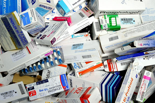 Foire de Dakar: 20 cartons de médicaments contrefaits saisis par la Douane