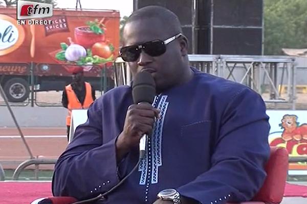 """Aziz Ndiaye charge Modou Lô: """"S'il ne veut pas, qu'il se taise"""""""