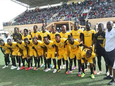 Ligue 1 : Le Ndiambour en tête du championnat