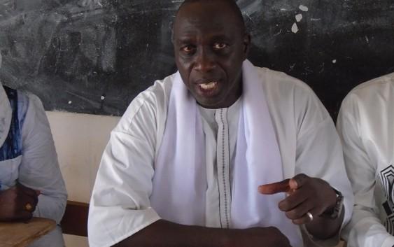 "Mamadou Dialane Faye, député (Rewmi): ""Les propos de Macky Sall sont grotesques"""