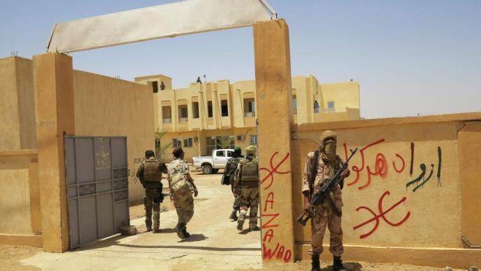 Centre du Mali: une position de l'armée attaquée, un militaire blessé et deux portés disparus