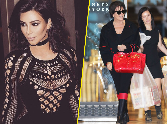 "Kim Kardashian à Kris Jenner : ""Tu es une mauvaise mère"""