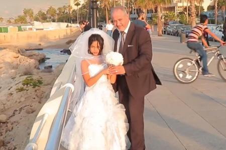 liban ce quinquag naire se marie avec une fillette de 12 ans. Black Bedroom Furniture Sets. Home Design Ideas