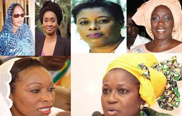Taya Ndiaye, Maimouna Sourang , Awa Ndiaye, Inno, Safiétou Ndiaye Diop: Ces «sans-base» libérales dans le Macky