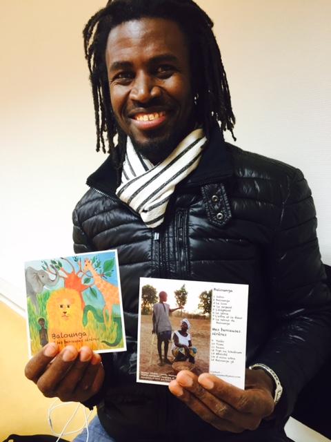 """""""Balounga et les berceuses sérères"""" : Niamar Ndour revisite le répertoire de contes traditionnels sérères"""