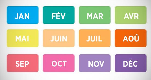 Ce que votre mois de naissance révèle sur vous !