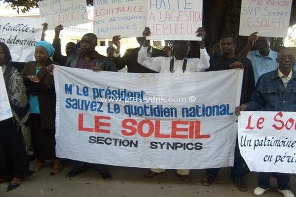 """Détournement de deniers publics à """"Le Soleil"""" : Quatre personnes dont un contrôleur sous les verrous"""