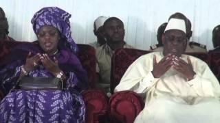 Vidéo: Les « wasifa » de Marième Faye Sall à Tivaouane. Regardez