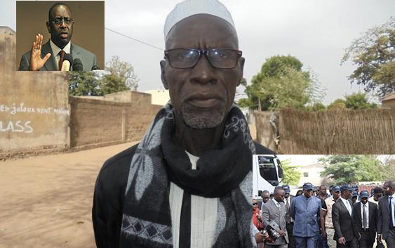 Son village électrifié 40 ans après: Ce chef de village se rappelle le jour où un voleur a escaladé son mur pour disparaître avec ses béliers. Regardez