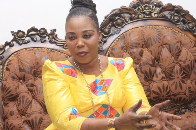 Arrestation d'Oumar Sarr : Aida Mbodj vilipende Awa Guèye qui se trompe de supérieur hiérarchique