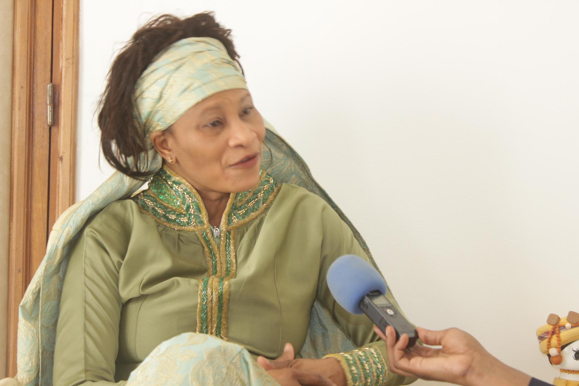 Me Aïssata Tall Sall plaide la libération de Oumar Sarr