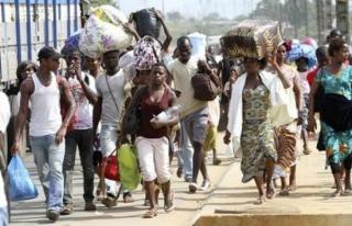 Des migrants subsahariens dont 65 Sénégalais expulsés du Gabon