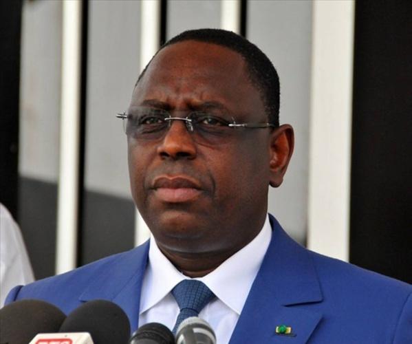 Macky Sall à la Médina pour présenter ses condoléances au ministre de l'Agriculture endeuillé