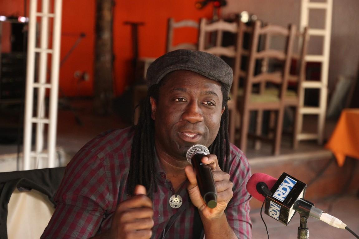 Photos-Vidéo - Elage Diouf présente son nouvel album « Melokaane »