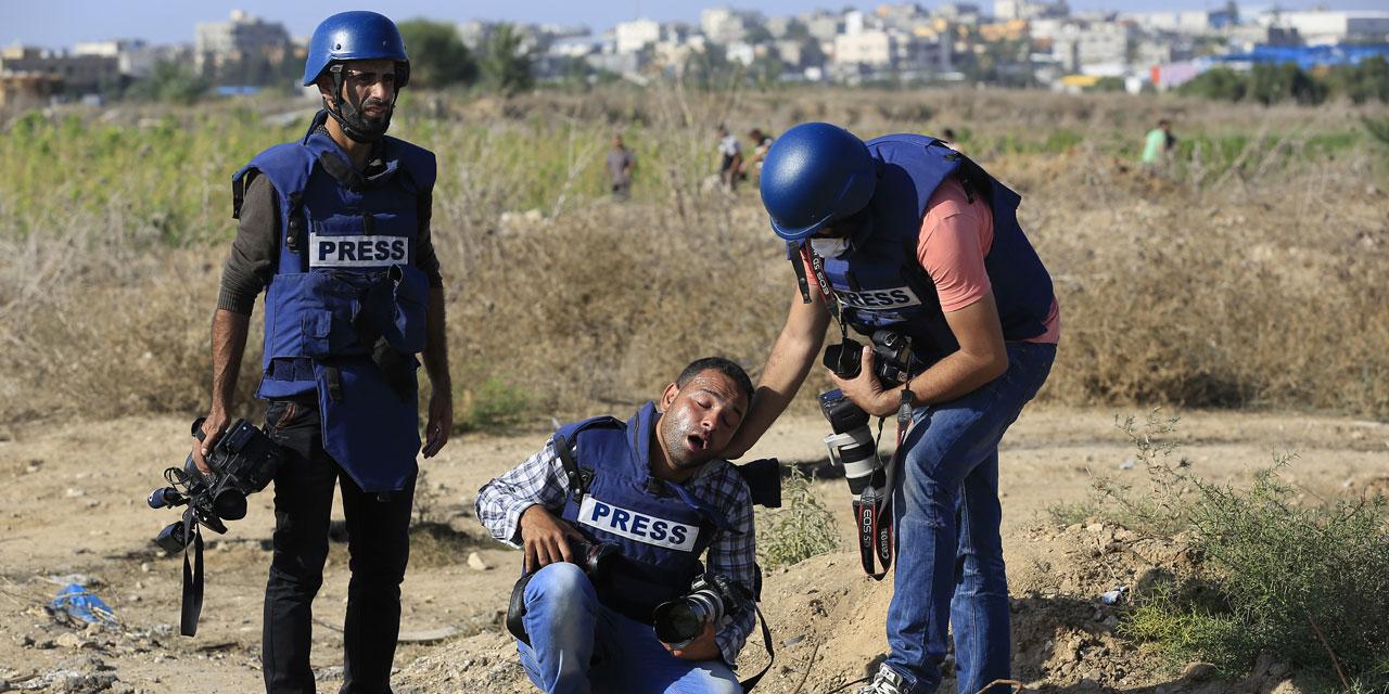 110 journalistes tués en 2015, selon Reporters sans frontières