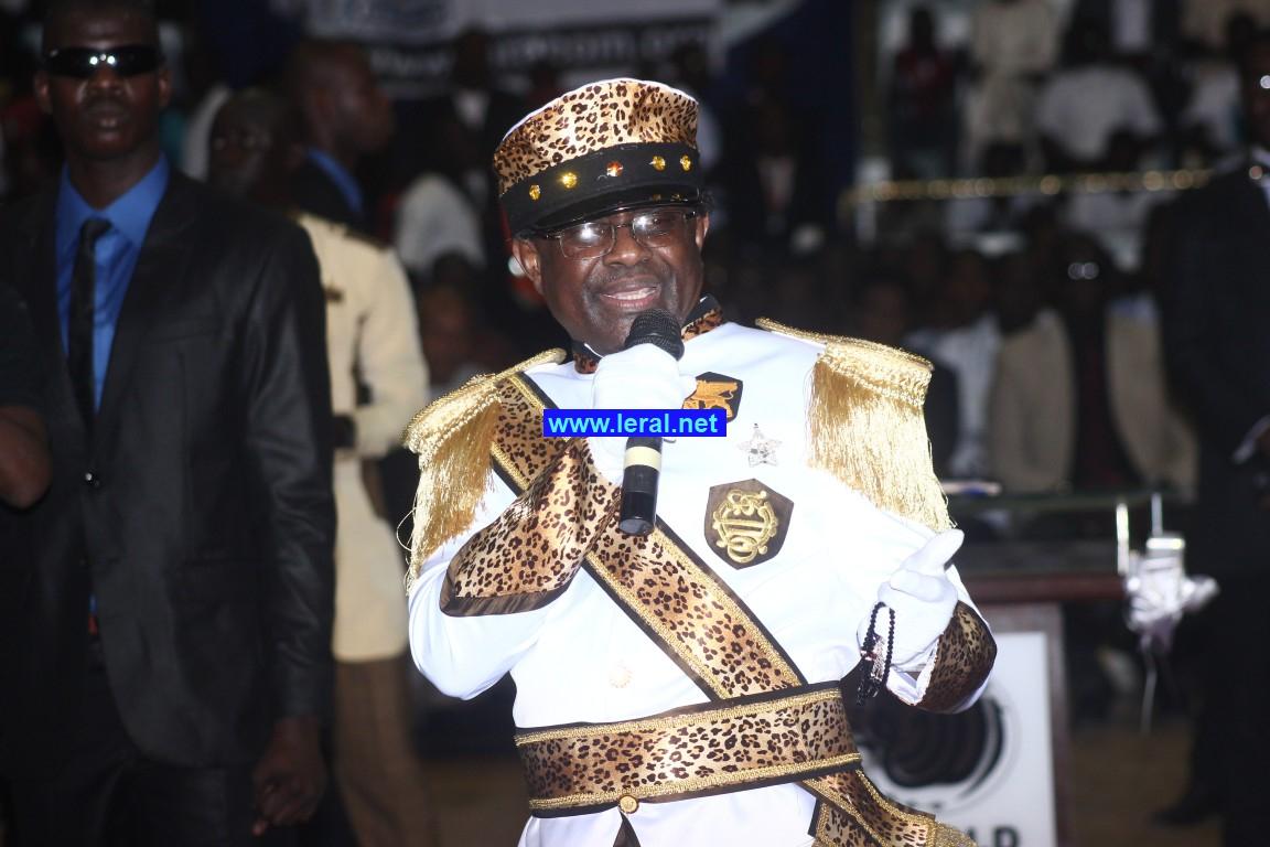 Admirez la nouvelle tenue du général Serigne Modou  Kara