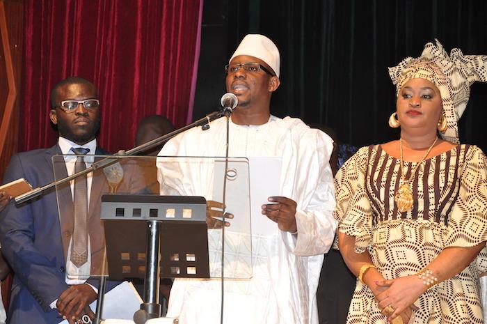 Moustapha Diop annonce des financements pour les femmes du Redapes