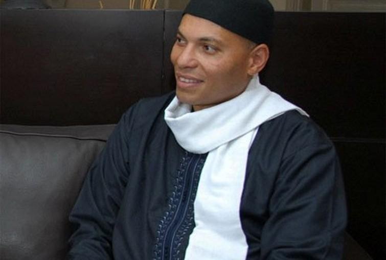 Rebeuss : Karim Wade parle de mieux en mieux le Wolof