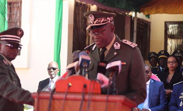 Le dernier vœu de l'inspecteur Ousmane Faye