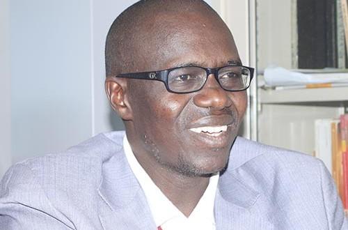 Moubarack Lô nommé conseiller spécial du Premier ministre