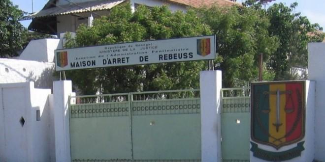 Maison d'arrêt de Rebeuss: Les détenus qui s'étaient évadés risquent 2 ans de prison