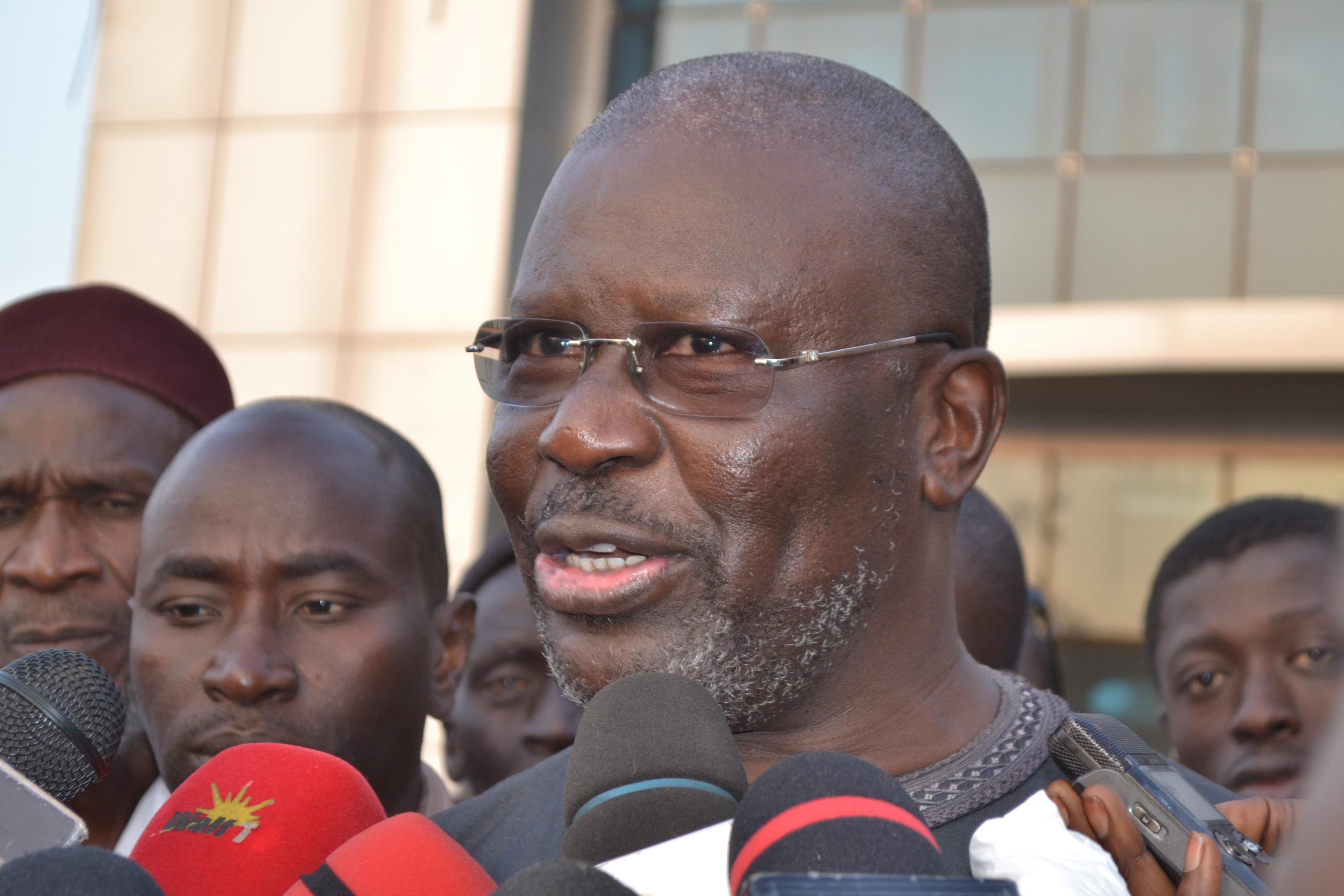 Babacar Gaye: « Le kidnapping de Oumar Sarr procède de la volonté de Macky Sall de neutraliser le Pds »