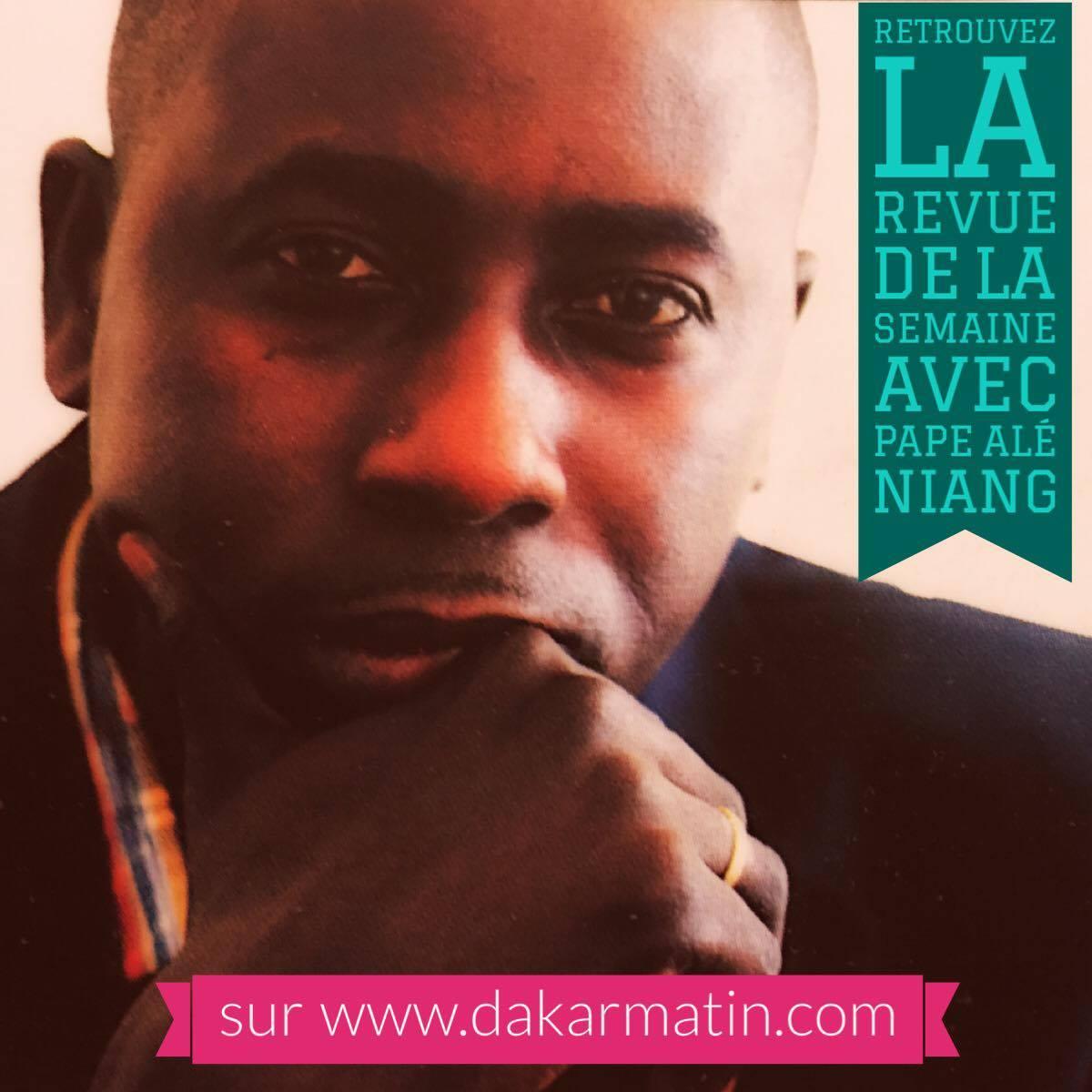 Retrouvez tous les vendredi, sur Dakarmatin.com, Pape Alé Niang pour une analyse des faits saillants de l'actualité