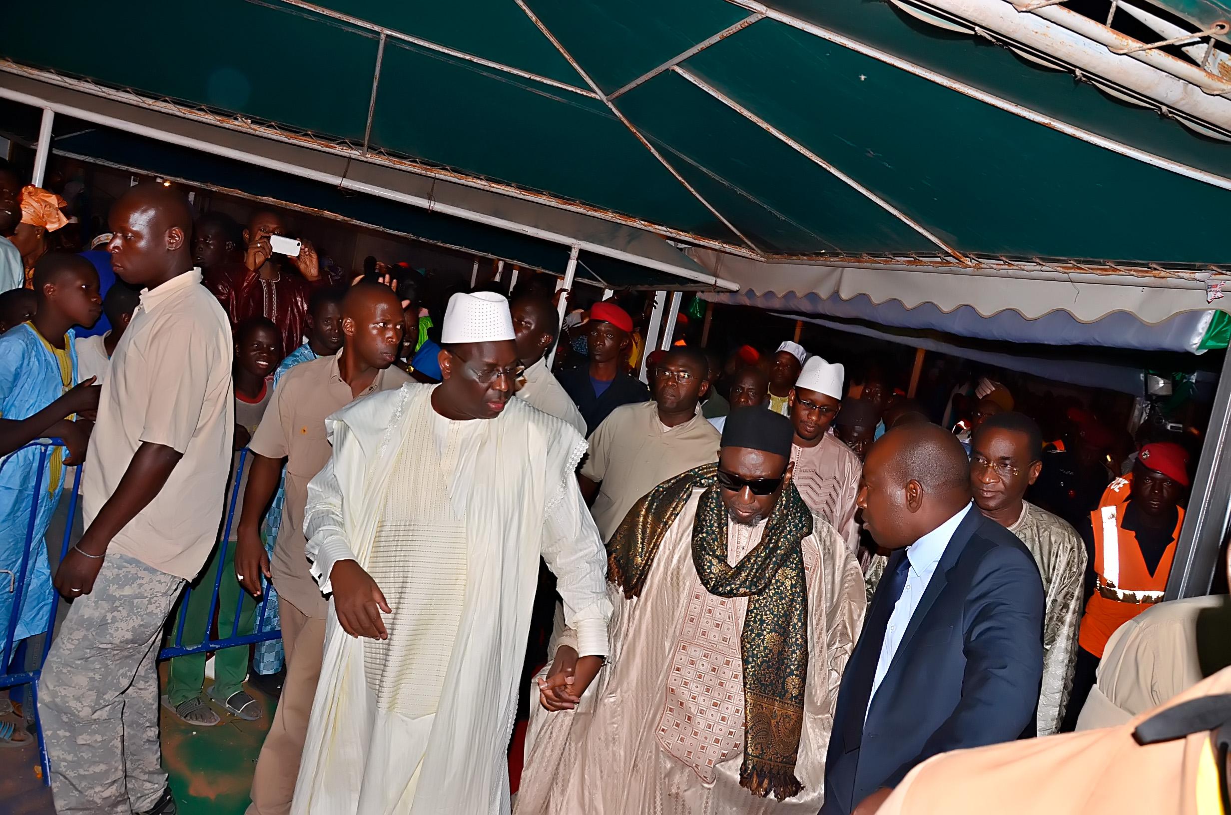 Polémique autour de la réduction du mandat présidentiel: Macky Sall se fâche
