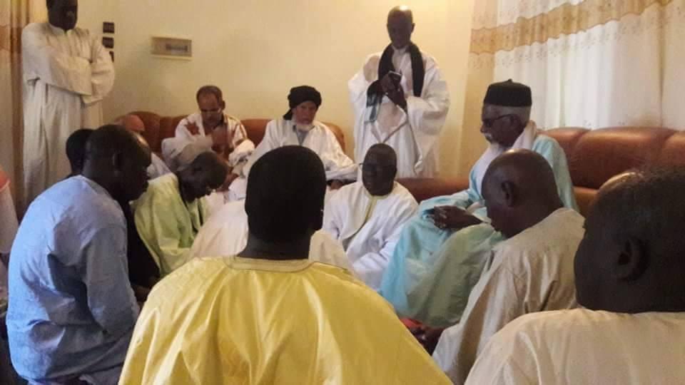 Rappel à Dieu du Khalife de Darou Mousty: Le Président mauritanien présente ses condoléances