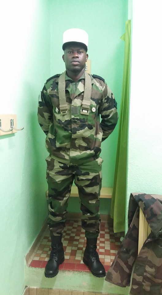 France : Le lutteur Baye Ndiaye de l'écurie Lansar intègre la Légion étrangère française